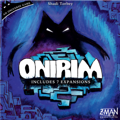 Onirim 2. kiadás (angol)