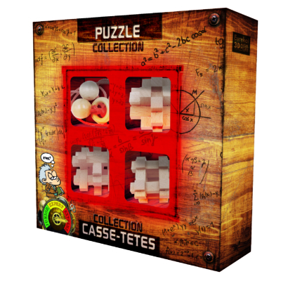 Puzzles collection EXTREME Wooden
