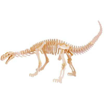 Gepetto's Workshop - Plateosaurus - 3D fapuzzle, 473178