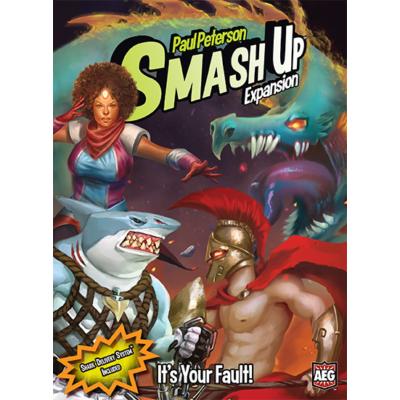 Smash Up: It's Your Fault kiegészítő