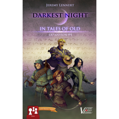 Darkest Night: In Tales of Old kiegészítő