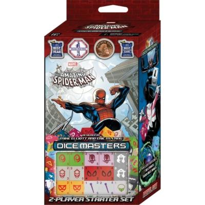 Marvel Dice Masters: The Amazing Spider-Man Starter Set