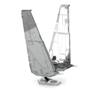Metal Earth - Star Wars Kylo's Ren's Command Shuttle- 3D fémépítő