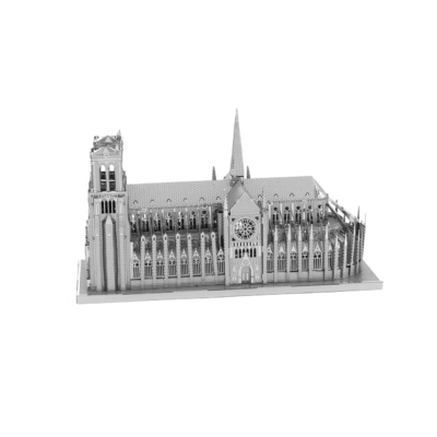 Metal Earth - Iconx - Notre Dame- 3D fémépítő