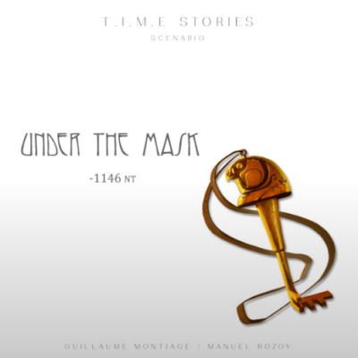 T.I.M.E Stories (Time Stories) – Under the Mask kiegészítő