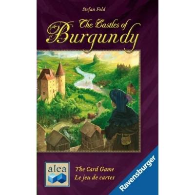 Die Burgen von Burgund – A kártyajáték