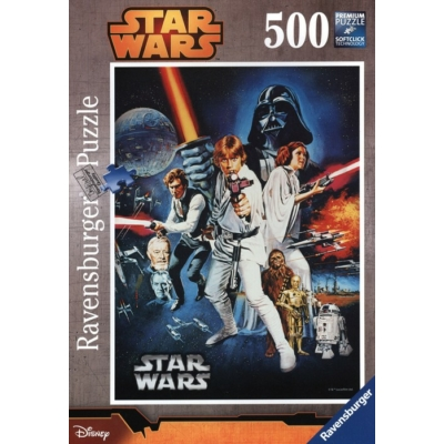 Ravensburger Puzzle 500# Star Wars Az új remény 14662