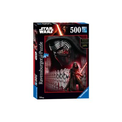 Ravensburger Puzzle 500# Star Wars VII 14677