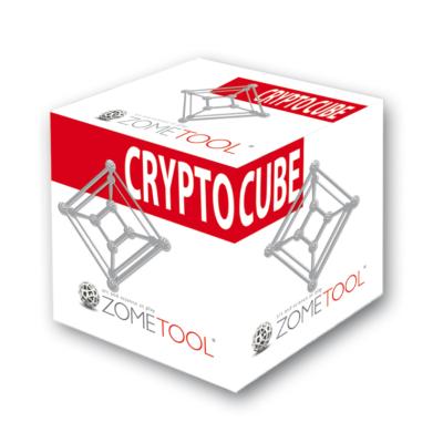 Zometool Cryptocube - 3D 370 db-os