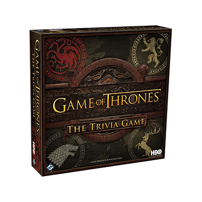 A Game of Thrones: Trivia Game