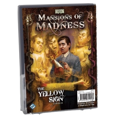 Mansions of Madness: Yellow Sign kiegészítő