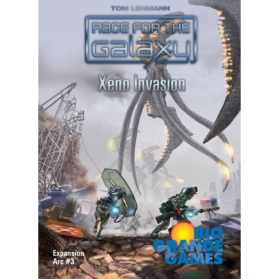 Race for the Galaxy: Xeno Invasion kiegészítő