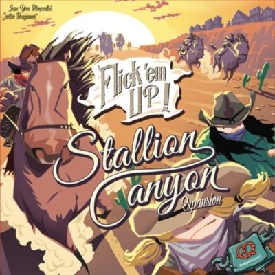 Flick 'em Up! - Stallion Canyon kiegészítő