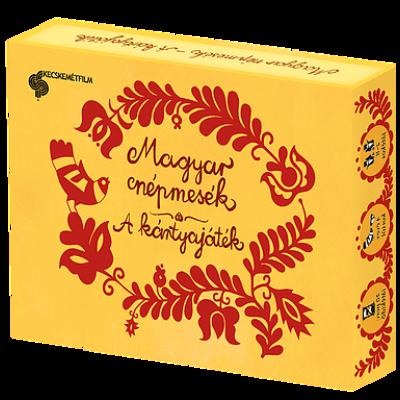 Magyar Népmesék kártyajáték