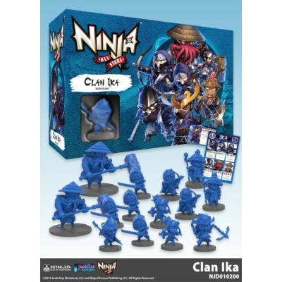 Ninja All-Stars: Clan Ika kiegészítő
