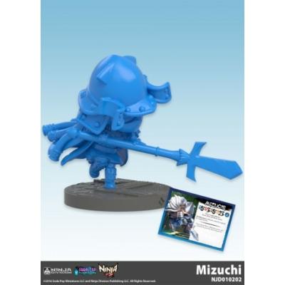 Ninja All-Stars: Mizuchi kiegészítő