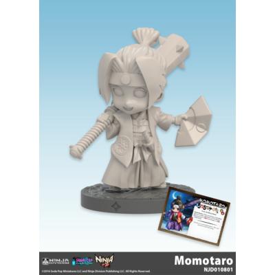 Ninja All-Stars: Momotaro kiegészítő
