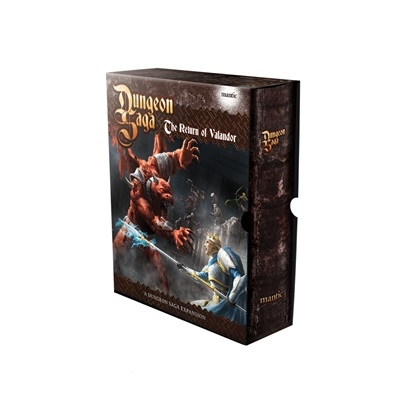 Dungeon Saga: The Return of Valandor kiegészítő