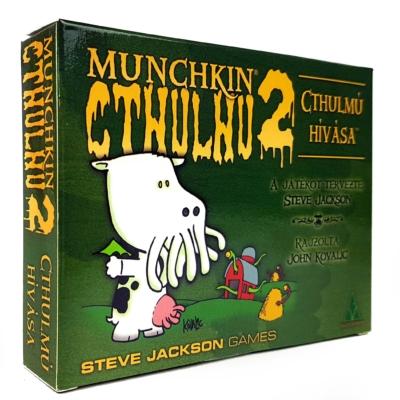 Munchkin Cthulhu 2 - Cthulmú hívása