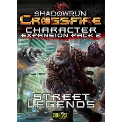 Shadowrun: Crossfire - Character Expansion Pack 2