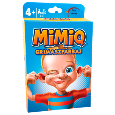 MIMIQ - Grimaszpárbaj