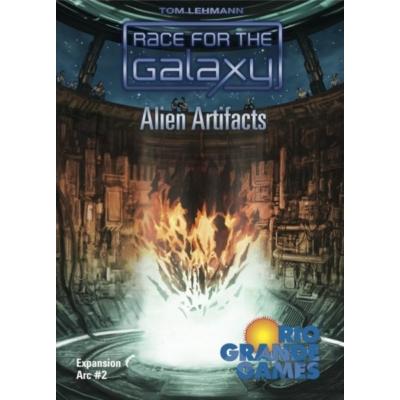 Race for the Galaxy: Alien Artifacts kiegészítő