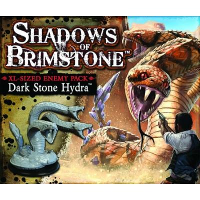 Shadows of Brimstone: Dark Stone Hydra XL Enemy Pack kiegészítő