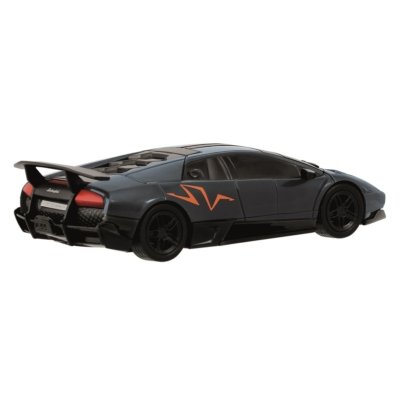 3D Puzzle - Lamborghini LP 670 - szénszürke