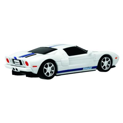 3D Puzzle - Ford GT 40 - fehér