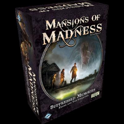 Mansions of Madness 2. kiadás - Suppressed Memories kiegészítő