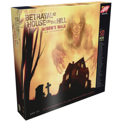 Betrayal at House on the Hill: Widow's Walk kiegészítő