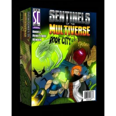 Sentinels of the Multiverse: Rook City + Infernal Relics kiegészítő