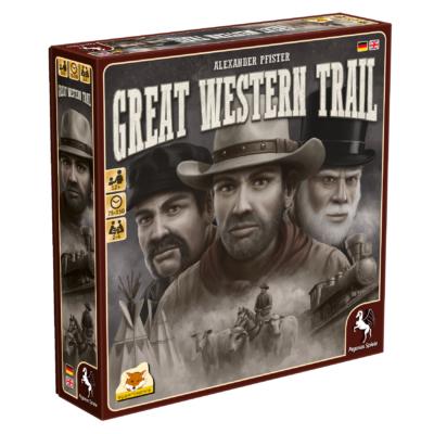 Great Western Trail (angol)