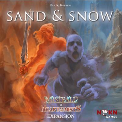 Mistfall Sand & Snow