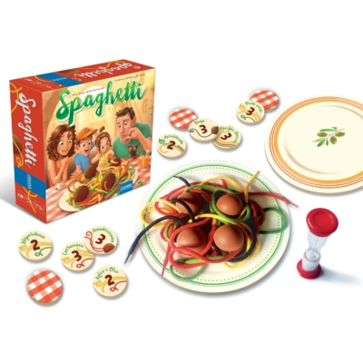 Spaghetti (angol)