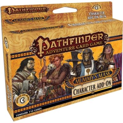 Pathfinder Adventure Card Game: Mummy's Mask Character Add-On kiegészítő