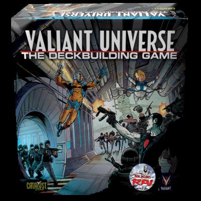 Valiant Universe: Legends Rising