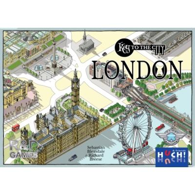Key to the City - London