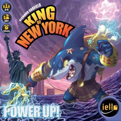 King of New York: Power Up! kiegészítő