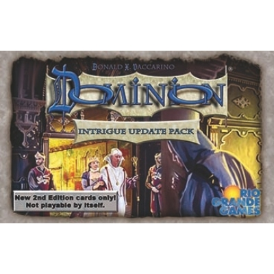 Dominion Intrigue Update Pack kiegészítő