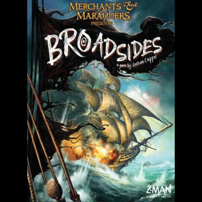 Merchants and Marauders: Broadsides