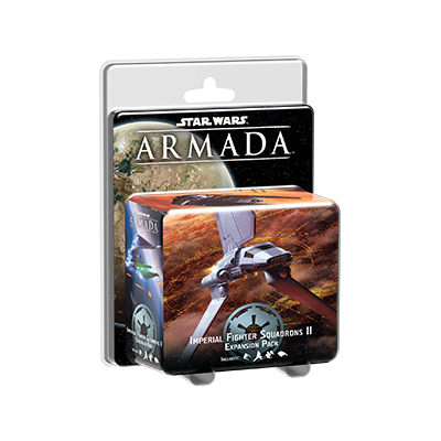 Star Wars Armada: Imperial Fighter Squadrons II