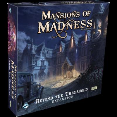 Mansions of Madness 2. kiadás - Beyond the Threshold kiegészítő