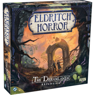 Eldritch Horror: The Dreamlands kiegészítő
