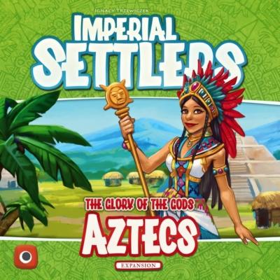 Imperial Settlers: Aztecs kiegészítő