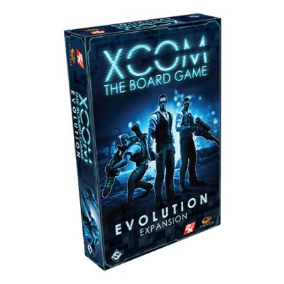 XCOM: The Board Game - Evolution kiegészítő