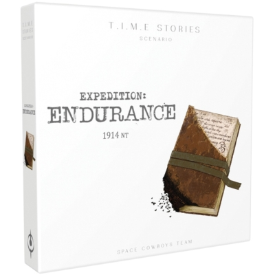 T.I.M.E Stories (Time Stories) – Expedition: Endurance kiegészítő