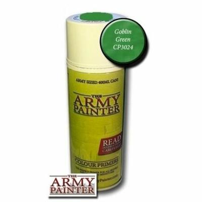 Army Painter Goblin Green alapozó spray (400 ml)