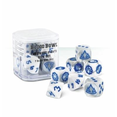 Blood Bowl: The Dwarf Giants Dice Set