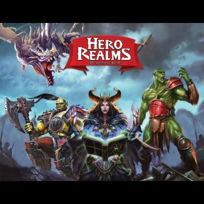 Hero Realms alapjáték